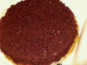 Torta sbriciolata caffè cioccolato