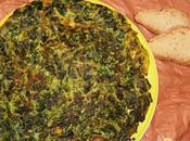 Frittata spinaci
