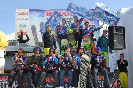 Bràulio Vertical Tour 2014: la finale incorona Emil Goranov e Kilian Morone