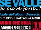 """semplicità talento unico, quello Agnese Valle, live L'Asino Vola l'11 aprile presentare nuovo album """"Anche oggi piove forte…""""."""