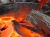 Energia sostenibile: carbonella verde cucinare Paesi Sviluppo
