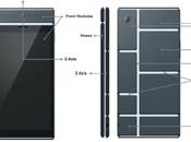Google mostra pubblico modelli smartphone Project Ara!