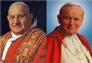 Soggiorni a Roma per assistere alla Canonizzazione di Giovanni Paolo II e Giovanni XXIII