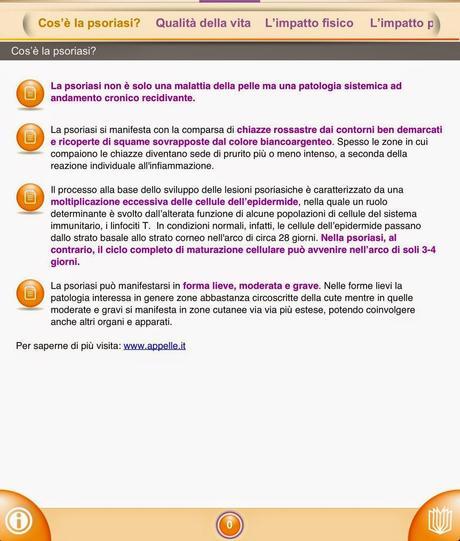 Segni di manifestazione di eczema
