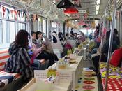 Ikea: Japan Subway Train