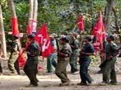Sangue voto: attentato maoista India