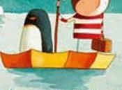 Libri bambini trova pinguino