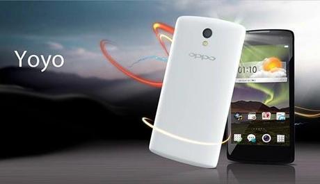 Oppo Yoyo Oppo Yoyo e Joy: ecco due nuovi dispositivi smartphone  Oppo Yoyo Oppo Joy oppo news Dispositivi