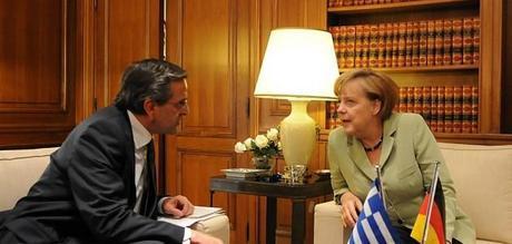 La Merkel ad Atene. Una visita carica di significati