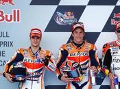 Altra pole Marquez, Rossi