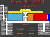 Marvellous Hotel terzo piano