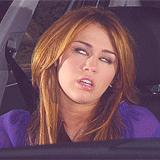 Miley Cyrus gif