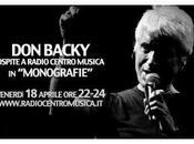 Backy Radio Centro Musica, venerdi' aprile 2014.