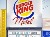 Burger King apre motel incoraggiare l'infedeltà. manzo.