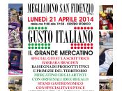 festa Pasquetta Megliadino Fidenzio