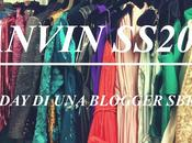 LANVIN SS2014 Press Blogger Sbronza