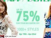 'Romwe' Happy Easter