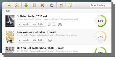 Mediaget per scaricare torrent e ottimo lettore di file - La valigia sul letto torrent ...