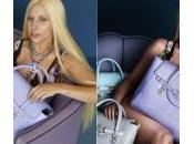 Lady Gaga Versace: prima dopo Photoshop