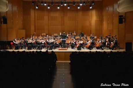 La Promenade dell'Orchestra Senzaspine: A Spasso con la Musica