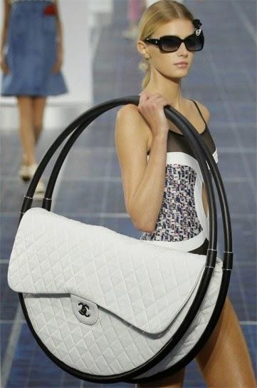 CHANEL BAGS: FROM 2.55 TO SUPERMARKET CHIC