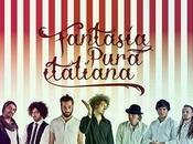 Fantasia Pura Italiana vincono Finale Arezzo Wave Toscana, svolta venerdi' aprile 2014.