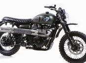 """Triumph Scrambler """"Dirt Bike"""" British Customs"""