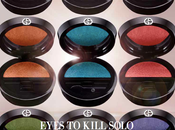 Giorgio Armani, Eyes Kill Solo Collection Preview