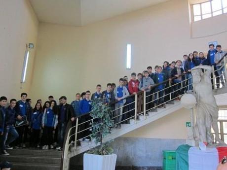 olimpiadi di astronomia 2014 studenti