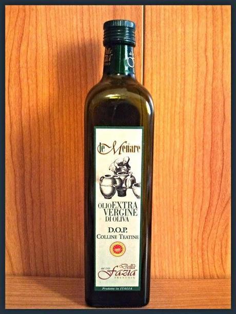 Frantoio olive familiare