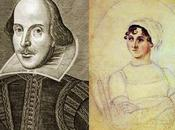 Auguri William Shakespeare Jane Austen)