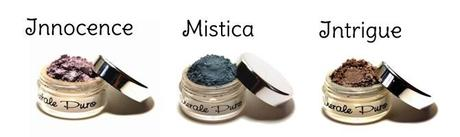 Ombretti minerale puro Review make up Minerale Puro,  foto (C) 2013 Biomakeup.it