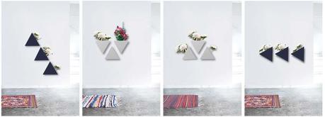 Il vaso artigianale da appendere al muro pardis paperblog - Vi si confezionano tappeti da appendere al muro ...
