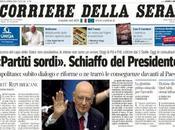 Giorgio Napolitano: anno messaggio rielezione Presidente della Repubblica, aprile 2013 2014