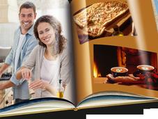 ricette famiglia: un'idea originale conservarle sicuro