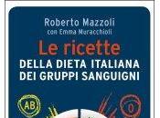 Libro della Settimana: ricette dieta italiana gruppi sanguigni