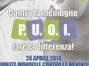 aprile giornata internazionale contro meningite