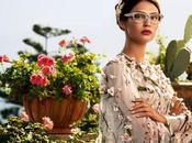 Bianca Balti Dolce Gabbana eyewear 2014, foto della campagna