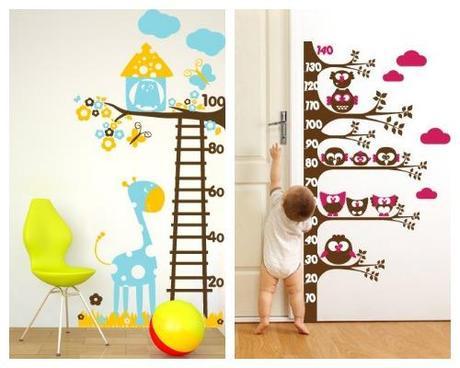Stickers murali decorativi per arredare e crescere - Adesivo albero ikea ...