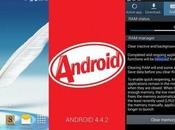 Samsung Galaxy Note riceve ufficialmente Android 4.4.2 KitKat