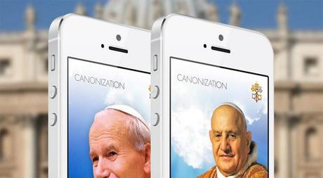 Canonizzazione-Giovanni-Paolo-II---Giovanni-XXIII-app