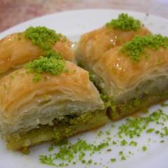 Il Sultano era solito donare vassoi di baklava ai giannizzeri il 15 ...
