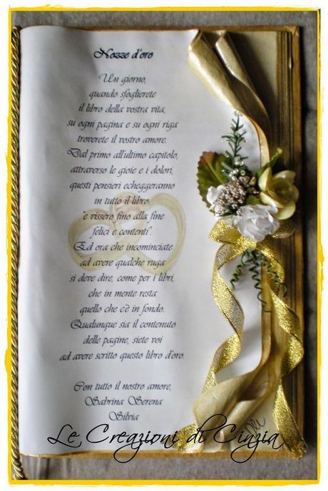 Poesie Anniversario Matrimonio Nonni.Poesie Per Nozze D Oro
