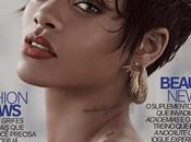 Rihanna sulla copertina Vogue Brasile