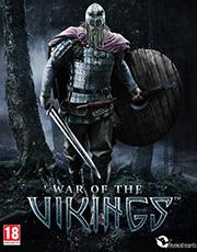 Cover War of the Vikings