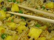 Ricette thai rice all'ananas