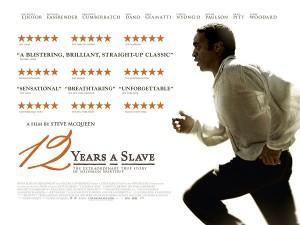 Il poster originale di 12 anni schiavo