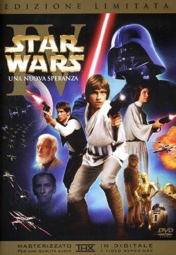 Star wars 4 - una nuova speranza - george lucas (film fantascienza)