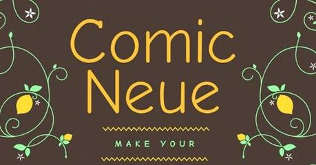 Comic Neue, l'alternativa al Comic Sans