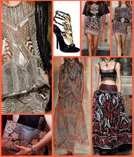 Sognando l africa vestiti etnici e creazioni glamour for Vestiti etnici